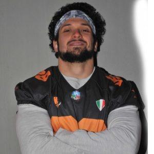 Giacomo Querzola | Rhinos Milano