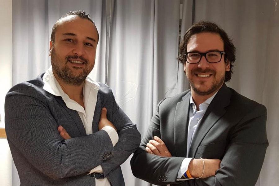 Rendall Narciso e Gabriele Arioli