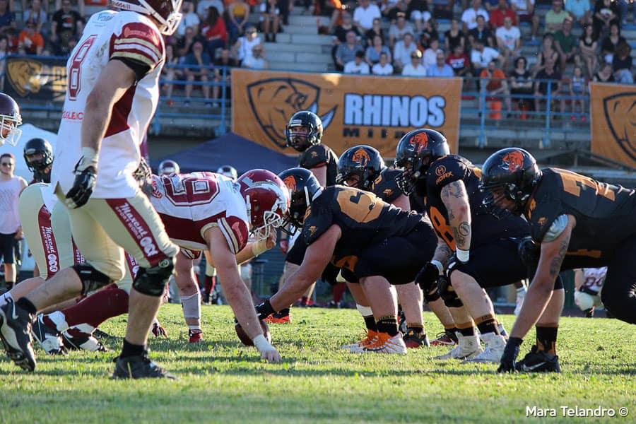 Rhinos Hogs 2019